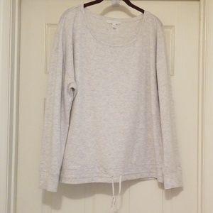 Victoria's Secret light heather grey tshirt, sz XL